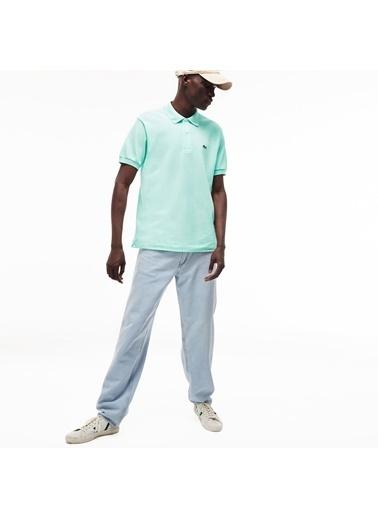 Lacoste Erkek Polo Tişört L1212.AEA Yeşil